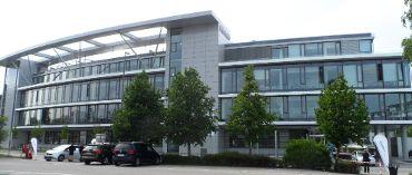 Webasto in Stockdorf